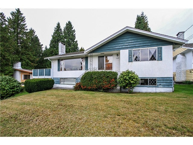 1725 HAMMOND AV - Central Coquitlam House/Single Family for sale, 4 Bedrooms (V1090463) #1