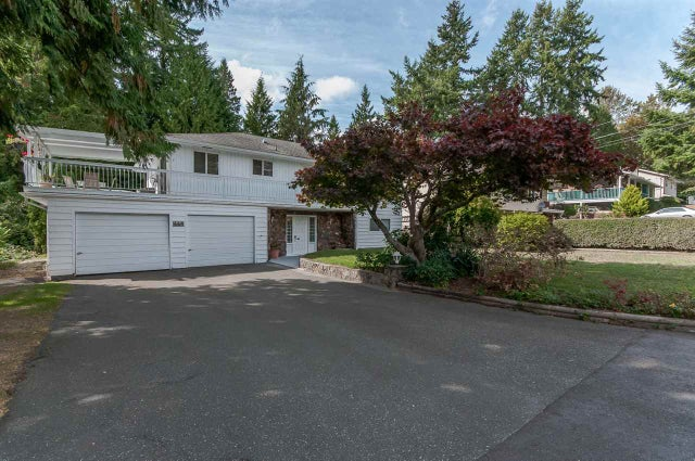 448 GLENHOLME STREET - Central Coquitlam House/Single Family for sale, 4 Bedrooms (R2010000) #1