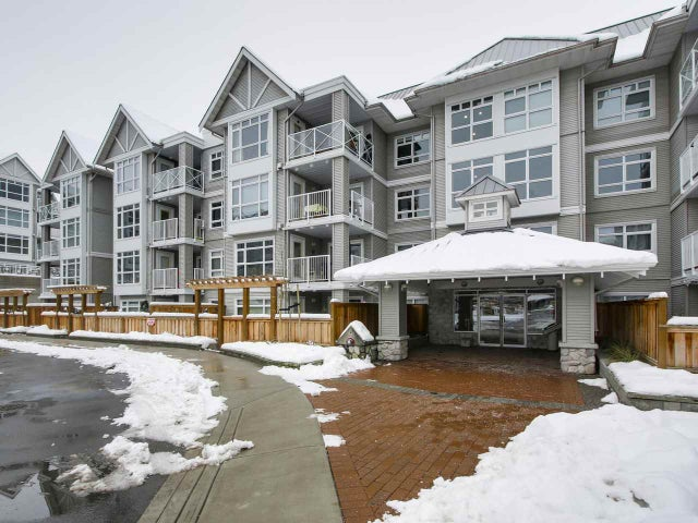 106 3136 ST JOHNS STREET - Port Moody Centre Apartment/Condo for sale, 1 Bedroom (R2138194) #1