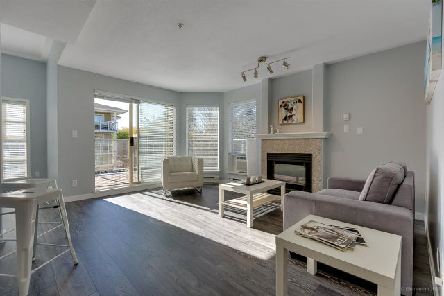 308 2360 WILSON AVENUE - Central Pt Coquitlam Apartment/Condo for sale, 1 Bedroom (R2217104) #2