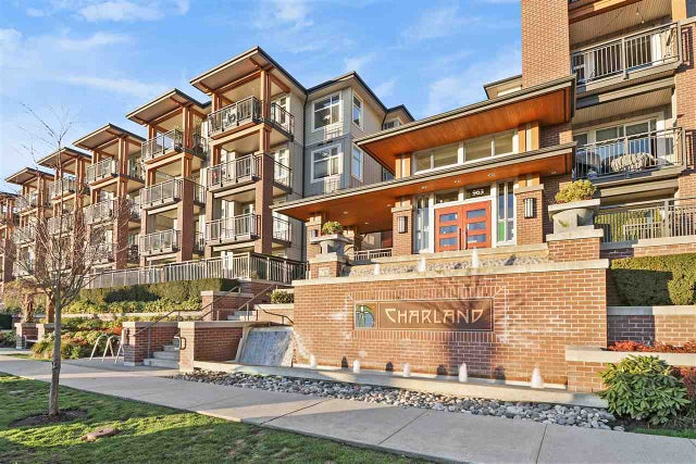 1202 963 CHARLAND AVENUE - Central Coquitlam Apartment/Condo for sale, 1 Bedroom (R2522201) #1